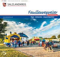 Familienwegweiser des Salzlandkreises (Auflage 2)
