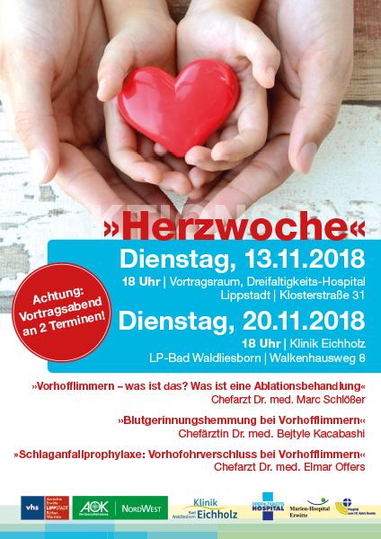 Herzwoche 2018: Herz außer Takt