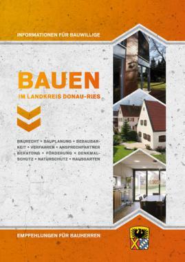 Informationen für Bauwillige im Landkreis Donau-Ries (Auflage 1)