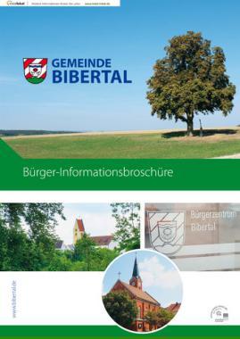 Gemeinde Bibertal Bürgerinformationsbroschüre (Auflage 5)