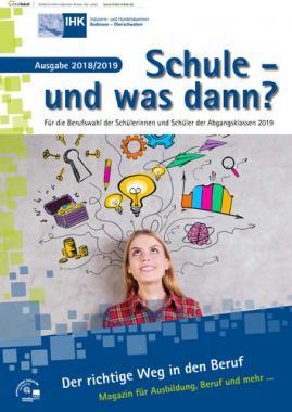 Schule - und was dann? Für die Berufswahl der Abgangsklassen 2019 (Auflage 22)