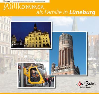 Willkommen als Familie in Lüneburg (Auflage 5)