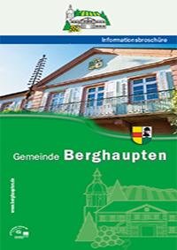 Gemeinde Berghaupten Informationsbroschüre (Auflage 2)