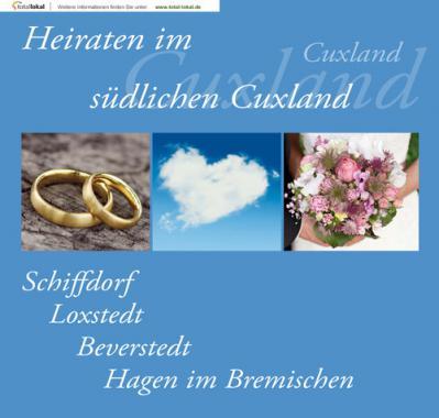 Heiraten im südlichen Cuxland (Auflage 2)