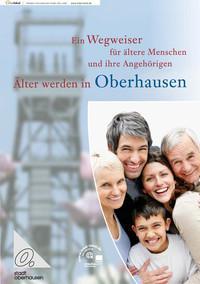 Älter werden in Oberhausen (Auflage 10)