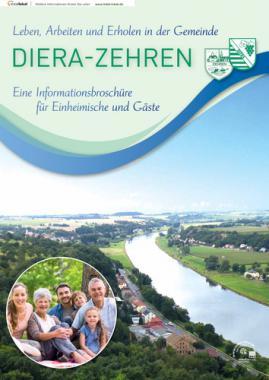 Informationsbroschüre Diera-Zehren (Auflage 1)