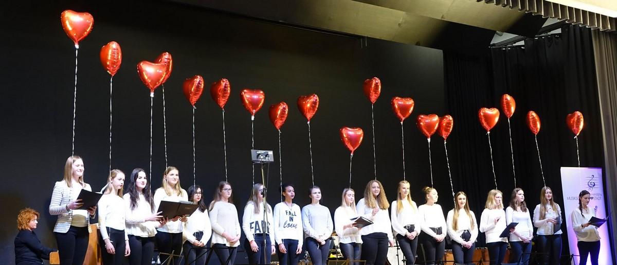 Neujahrskonzert der Conrad-Hansen-Musikschule