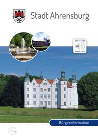 Stadt Ahrensburg - Bürgerinformationsbroschüre (Auflage 9)