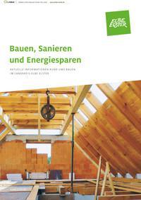 Bauen, Sanieren und Energiesparen im Landkreis Elbe-Elster