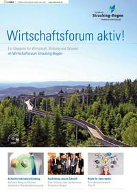 Wirtschaftsforum aktiv! Straubing-Bogen (Auflage 4)