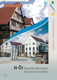 Informationsbroschüre - Leben, Wohnen und Arbeiten in der Gemeinde Niefern-Öschelbronn