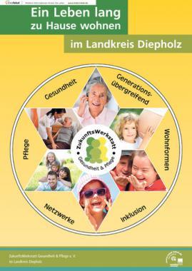 Ein Leben lang zu Hause wohnen im Landkreis Diepholz (Auflage 1)