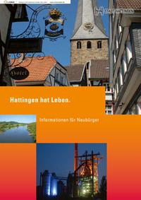 Hattingen: Informationen für Neubürger (Auflage 8)