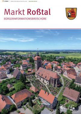 Bürgerinformationsbroschüre des Marktes Roßtal (Auflage 13)