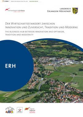 Wirtschaftsstandort Landkreis Erlangen-Höchstadt (Auflage 2)