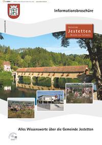 Alles Wissenswerte über die Gemeinde Jestetten (Auflage 2)