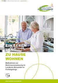 Ein Leben lang zu Hause wohnen im Landkreis Wunsiedel (Auflage 1)