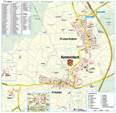 Plan - Gemeinde Hammersbach