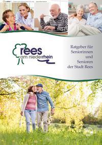 Ratgeber für Seniorinnen und Senioren der Stadt Rees (Auflage 4)