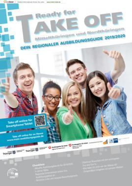 Ready for TAKE OFF 2019/2020 Mittel-/Nordthüringen (Auflage 8)