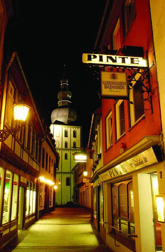 Historische Kneipentour - die drei K's - Kneipen, Kultur, Kirche