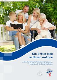 Ein Leben lang zu Hause wohnen im Landkreis Limburg-Weilburg (Auflage 1)