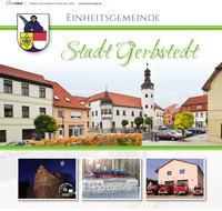 Bürgerinformationsbroschüre der Stadt Gerbstedt (Auflage 2)