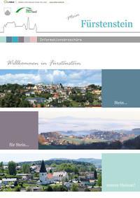 Bürgerinformationsbroschüre Gemeinde Fürstenstein (Auflage 2)