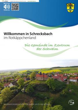 Bürgerinformationsbroschüre der Gemeinde Schrecksbach