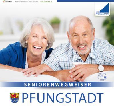 Seniorenwegweiser Pfungstadt (Auflage 1)