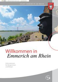 Informationsbroschüre der Stadt Emmerich (Auflage 14)