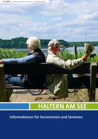 Haltern am See Informationen für Seniorinnen und Senioren (Auflage 7)