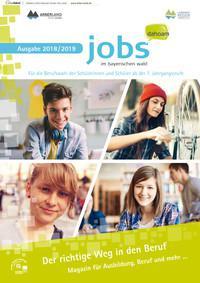 Der richtige Weg in den Beruf - Jobs im Bayerischen Wald (Auflage 1)