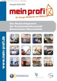 mein profi - Das Nachschlagewerk der Kreishandwerkerschaft Bremerhaven-Wesermünde (Auflage 3)