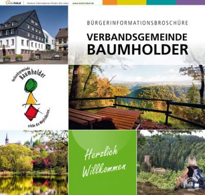 Bürgerinformationsbroschüre Verbandsgemeinde Baumholder (Auflage 5)