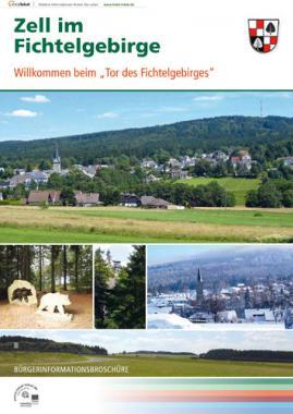 Bürgerinformationsbroschüre Zell im Fichtelgebirge (Auflage 1)