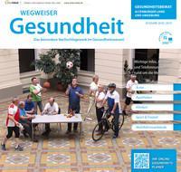 Wegweiser Gesundheit - Gesundheitsbeirat Altenburger Land und Umgebung (Auflage 3)