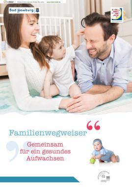 Familienwegweiser der Stadt Bad Homburg v.d. Höhe (Auflage 3)