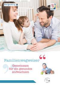 ARCHIVIERT Familienwegweiser der Stadt Bad Homburg v.d. Höhe (Auflage 3)