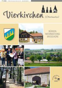 Bürgerinformationsbroschüre der Gemeinde Vierkirchen (Auflage 1)