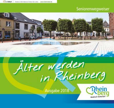 Älter werden in Rheinberg (Auflage 6)