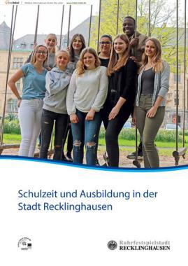 Schulzeit und Ausbildung in der Stadt Recklinghausen (Auflage 6)