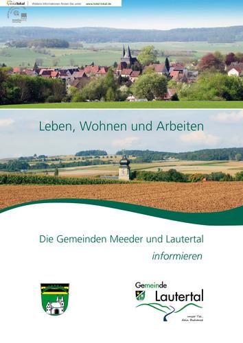 Die Gemeinden Meeder und Lautertal informieren (Auflage 1)