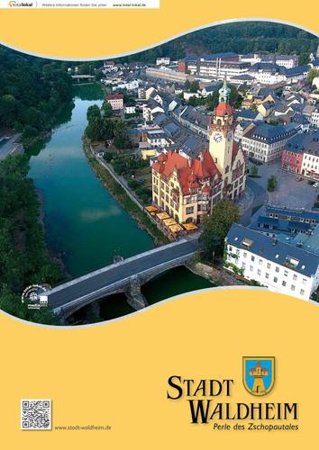 Stadt Waldheim Informationsbroschüre (Auflage 1)