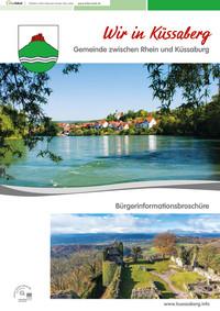 Wir in Küssaberg Bürgerinformationsbroschüre (Auflage 7)