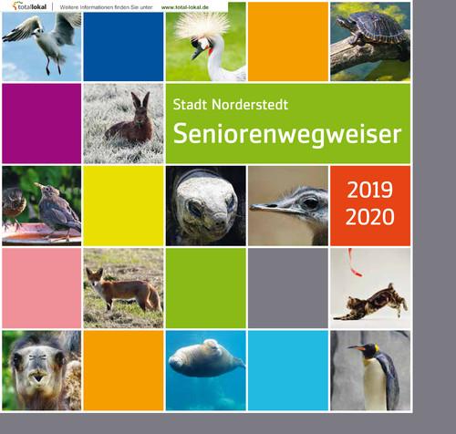 Stadt Norderstedt Seniorenwegweiser (Auflage 11)