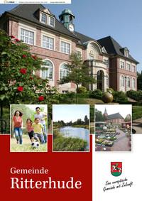 Gemeinde Ritterhude Informationsbroschüre (Auflage 8)
