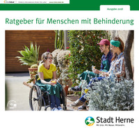 Ratgeber für Menschen mit Behinderung Stadt Herne (Auflage 6)