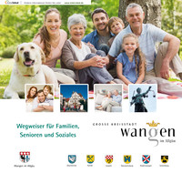 Wegweiser für Familien, Senioren und Soziales Stadt Wangen (Auflage 3)