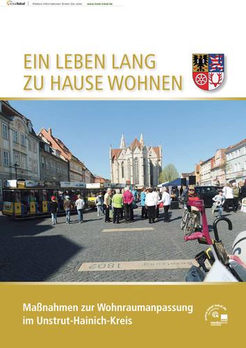 Maßnahmen zur Wohnraumanpassung im Unstrut-Hainich-Kreis (Auflage 1)